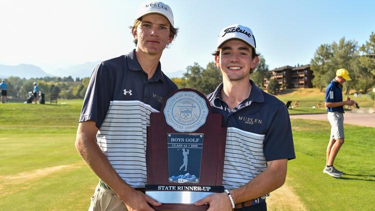 Mullen senior golfer overcomes cerebral palsy to play collegiately