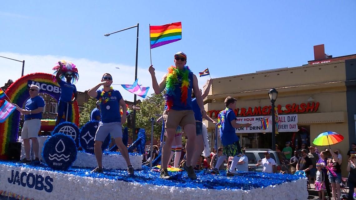 Photos Denver Pridefest 2019 9news Com