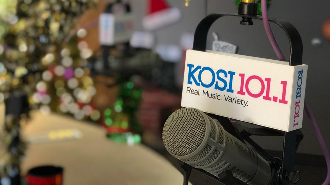 KOSI 101.1 Radiothon benefits Ronald McDonald House on Thursday