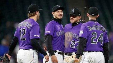 Arenado homers for 1,000th hit, Rockies rally past Nats 7-5