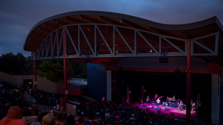 Arvada Center for the Arts and Humanities  2020 SUMMER CONCERT SERIES