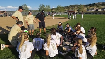 No. 2 Rock Canyon softball shuts out No. 4 Columbine