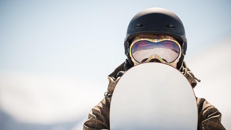 snowboard  snowboarder. extreme winter sport snowboarding  iStockphoto