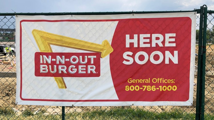 In-N-Out Burger confirms expansion plans in Thornton