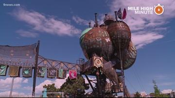 Outdoor aerial adventure course opens at Children's Museum of Denver