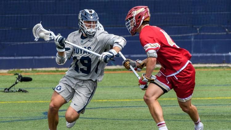 DU lacrosse edged by Georgetown in OT