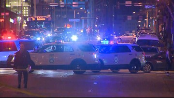 Pedestrian dies after hit-and-run crash in LoDo; Medina Alert canceled after vehicle found