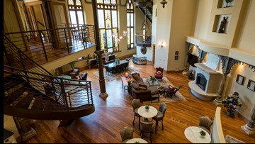 Inside a $2.1 million Denver condo that used to be a historic church