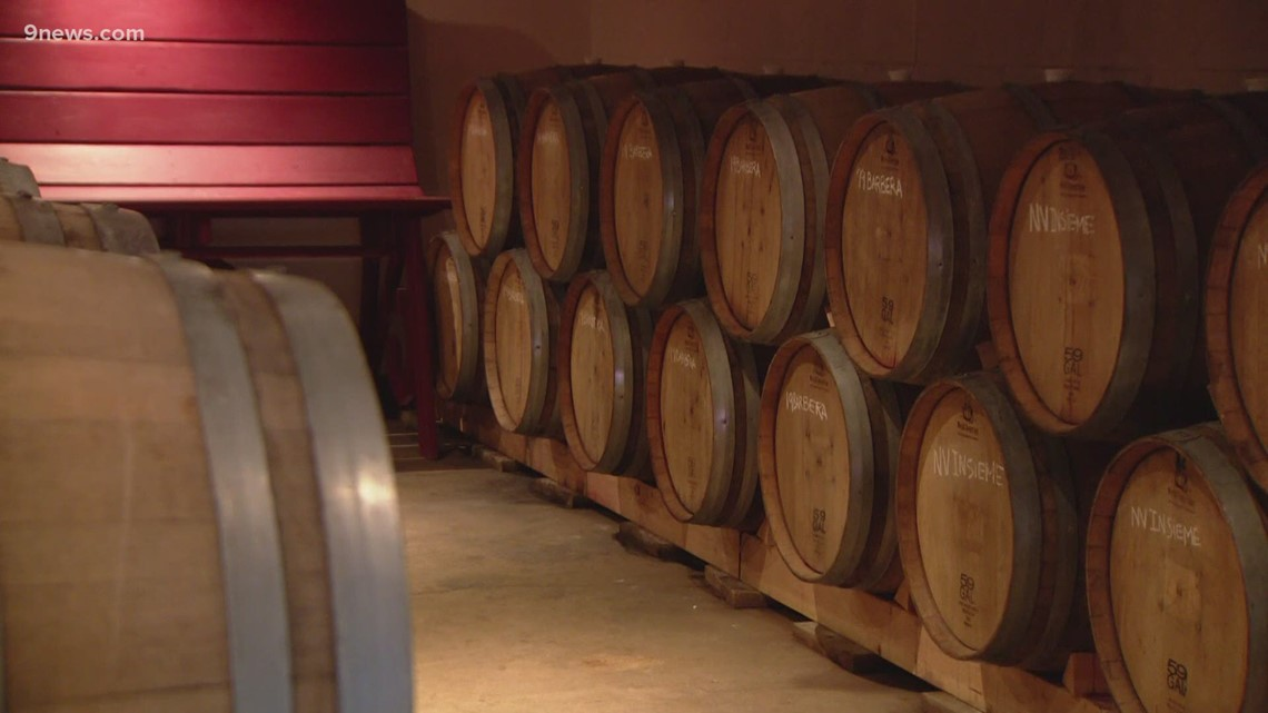 Winery in Ballpark neighborhood only uses grapes from Italy