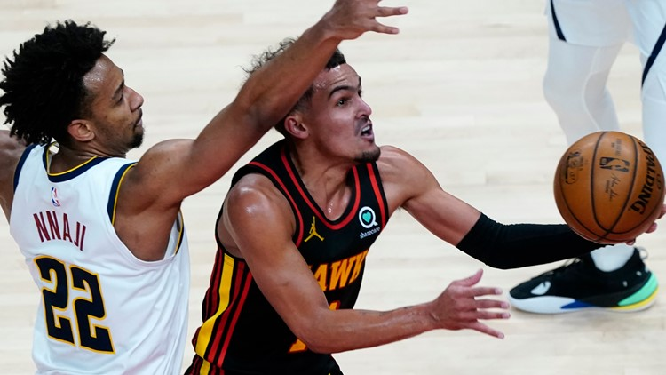 Trae Young, Clint Capela boost Hawks past Nuggets 123-115