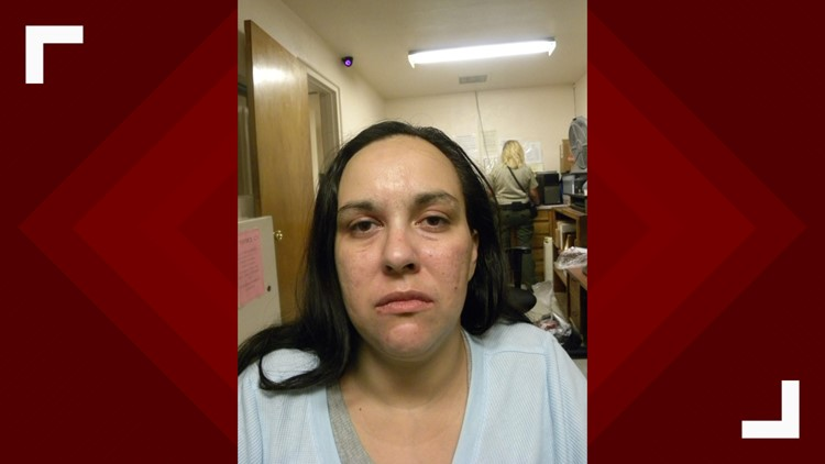 Mother arrested, accused of attempting to murder her 2 daughters