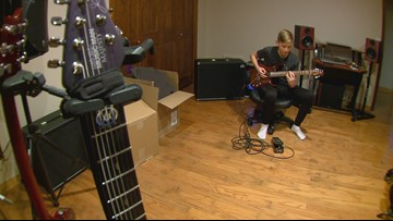 Colorado 14-year-old rocks international guitar competition, takes top honors