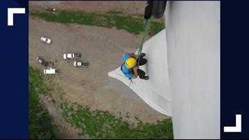 Unique program trains wind turbine technicians in Colorado