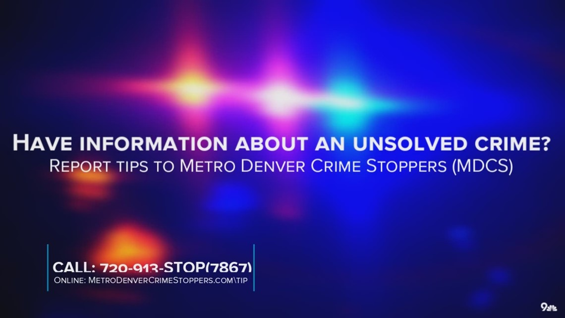 How to report tips to Denver Metro Crime Stoppers (and how it works)
