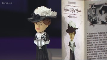 You can buy a bobblehead of the Unsinkable Molly Brown
