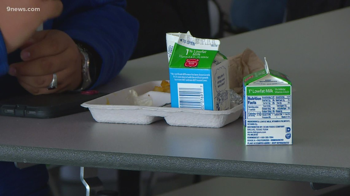 DPS schools adapt to supply issues for lunches