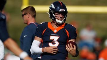 Broncos notes: Drew Lock designated to return