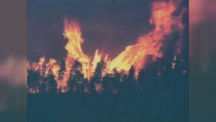Hayman Fire