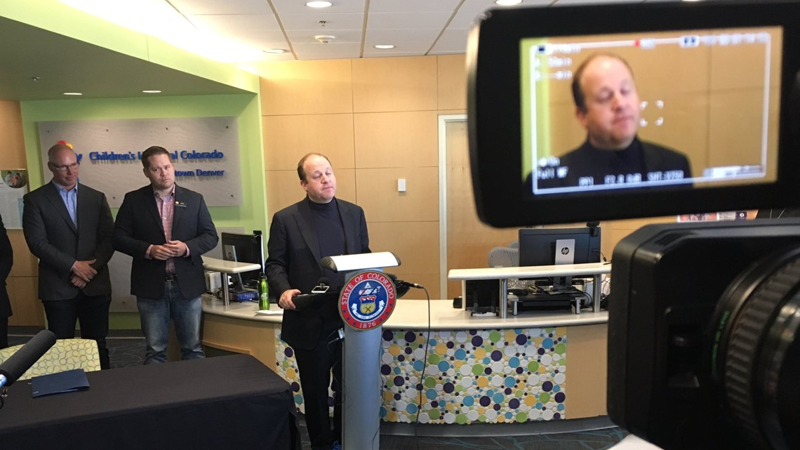 Polis signs executive order aimed at bolstering Colorado's vaccination rate while honoring 'rights of parents'