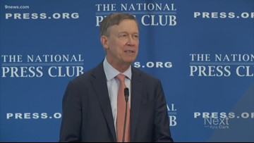 John Hickenlooper is trying to carve out a position as the Democratic Party's last capitalist standing