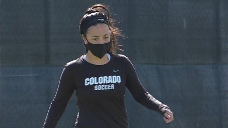 CU helps close gender gap in women's soccer coaching