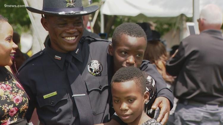 Denver Sheriff's Department is looking for a few (dozen) good men and women