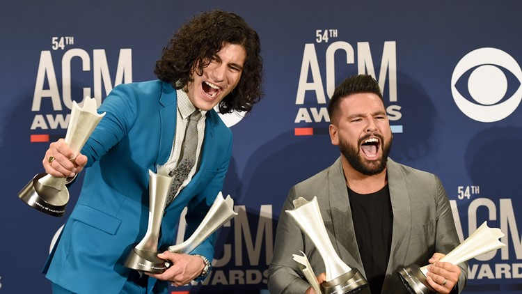54th Annual Academy of Country Music Awards - Press Room