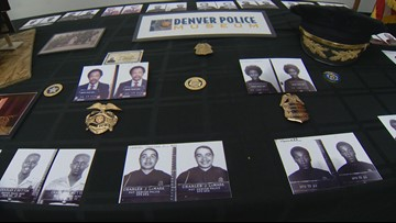 Denver Police Department honors its first 2 African American Division Chiefs