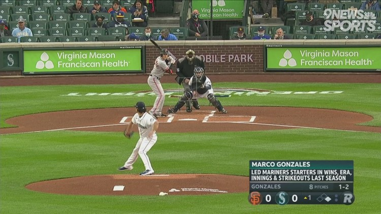 Gausman and Gonzales representing Colorado on Opening Night