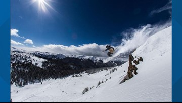 Here are the mountains you can explore with an Ikon Pass or Epic Pass this ski season (Photos)