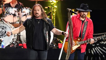 Second year of Lynyrd Skynyrd's farewell tour will stop in Colorado