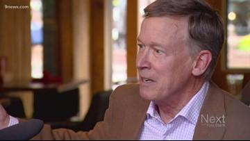 Hickenlooper announces run for U.S. Senate, joins Democratic primary with a dozen other candidates