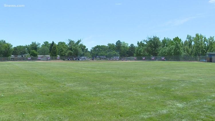 Rockies and MLB help upgrade baseball fields at Kennedy High School