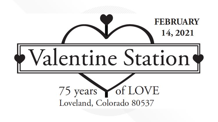Loveland celebrates 75th anniversary of Valentine re-mailing program