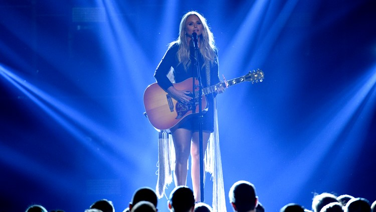 52nd Annual Academy Of Country Music Awards - Show miranda lambert