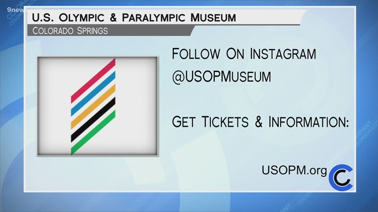 US Olympic & Paralympic Museum - July 28, 2021