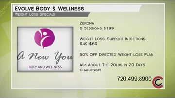 A New You Body and Wellness - July 10, 2019