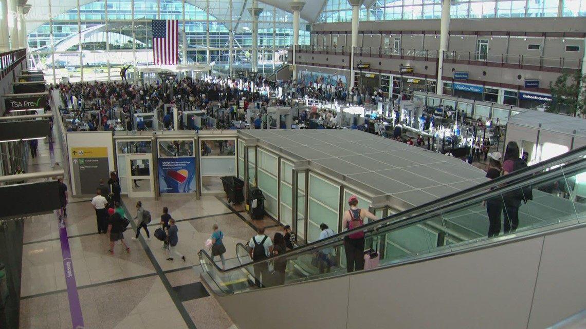 Renovations at DIA to enter second phase