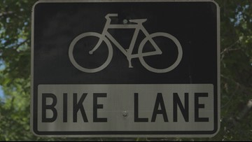 Proposed protected bike lane has residents of historic Denver parkway worried