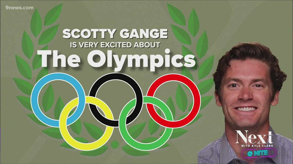 SCOTT GANGE IS VERY EXCITED ABOUT THE OLYMPICS, Part 1