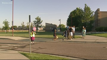 School back in session for Colorado's largest school district