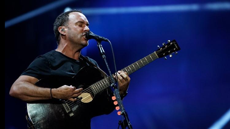 Dave Matthews Band announces 2 Fiddler's Green concerts