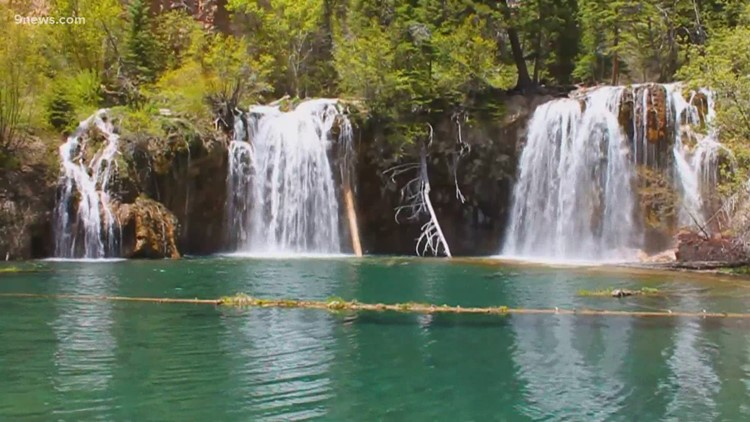 Hanging Lake to reopen in May, said US Forest Service
