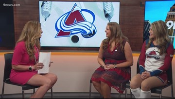Colorado Avalanche introduce Ice Patrol program