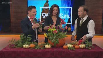 Proctor's Garden: Create a Thanksgiving pumpkin centerpiece