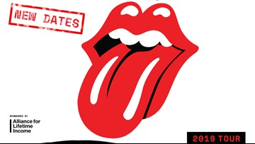 Rescheduled Rolling Stones 'No Filter' tour coming to Denver in August