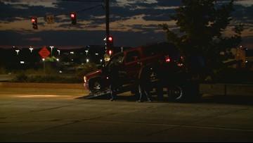 Deputy's vehicle rammed in Douglas County, 2 in custody