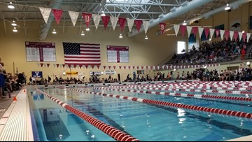 Cherry Creek wins 5A boys swim title