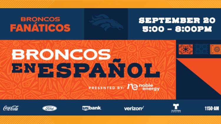 Broncos En Espanol