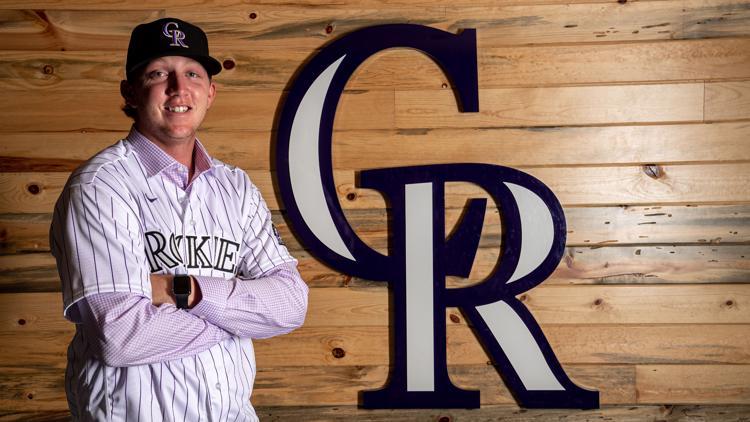 Rockies sign former Cherry Creek star pitcher Blake Goldsberry